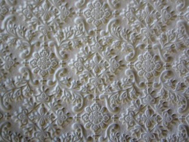 Quilt Texture Mat Cakery Decor
